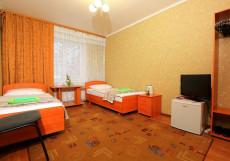 Аврора | Томск | Парковка Стандартный двухместный номер с 1 кроватью или 2 отдельными кроватями