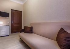 Гостевой Дом Family на Набережной Москвы - Family Guest house on Naberezhnaya | м. Тушинская Бюджетный двухместный номер с 1 кроватью