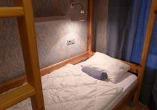 Комрад Хостел | Москва | м. Китай-город | Парковка Кровать в общем 8-местном номере для мужчин и женщин