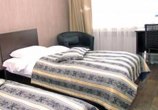 Золотая долина   Новосибирск   Академгородок Односпальная кровать в общем номере