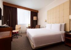 DoubleTree by Hilton Новосибирск Номер с кроватью размера