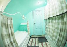 GOROD'Patriarshie | Москва | м. Баррикадная | Wi-Fi Кровать в общем 12-местном номере для мужчин и женщин