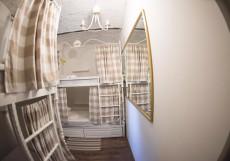 GOROD'Patriarshie | Москва | м. Баррикадная | Wi-Fi Кровать в общем четырехместном номере