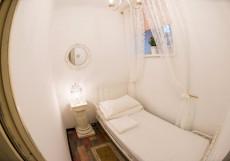 GOROD'Patriarshie | Москва | м. Баррикадная | Wi-Fi Одноместный номер с общей ванной комнатой