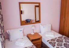 РОДНИК САНАТОРИЙ | Пятигорск | Полный пансион | Лечение включено Кровать в улучшенном двухместном (2 отдельные кровати, лечение включено)