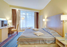 Репино Cronwell Park Отель и СПА (Event площадка на пляже для свадеб и корпоративов) Полулюкс с гидромассажной ванной