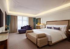 РИТЦ КАРЛТОН МОСКВА - THE RITZ CARLTON MOSCOW | Вид на Красную площадь | Роскошные номера Улучшенный двухместный номер с 1 кроватью или 2 отдельными кроватями