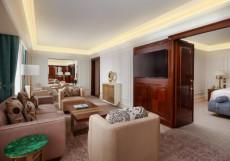 РИТЦ КАРЛТОН МОСКВА - THE RITZ CARLTON MOSCOW | Вид на Красную площадь | Роскошные номера Представительский люкс