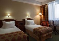 Гранд-отель Видгоф | Челябинск | Парковка | Баня Улучшенный двухместный номер с 1 кроватью или 2 отдельными кроватями