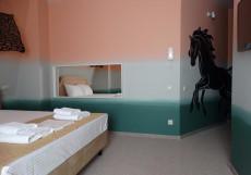 Элитон | Бутитк-отель | Москва | м. Бауманская | Парковка | Улучшенный двухместный номер с 1 кроватью