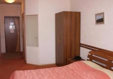 Алиот - Alioth | Красноярск | Разрешено с животными Стандарт двухместный (кровать