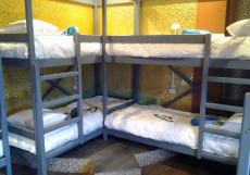 Silver Owl | Серебряная Сова | Москва | м. Волоколамская | Wi-Fi Кровать в общем 10-местном номере для мужчин и женщин