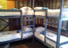Silver Owl | Серебряная Сова | Москва | м. Волоколамская | Wi-Fi Кровать в общем 6-местном номере для мужчин