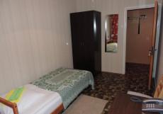 Сансет | Москва | м. Беляево | Wi-Fi Одноместный номер с общей ванной комнатой и общей кухней