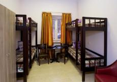 Доминус | Москва | м. Сходненская | Wi-Fi Спальное место на двухъярусной кровати в общем номере для мужчин или для женщин