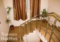 Hothos - ХотХос | Москва | м. Выставочная | Парковка Кровать в 8-местном номере для мужчин