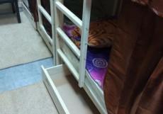 Уютная Компания | м. Чеховская | м. Тверская Кровать в 6-местном номере для мужчин