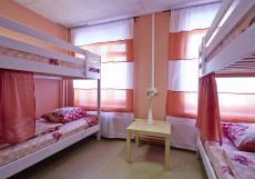 Панда | м. Серпуховская | Wi-Fi Кровать в общем 6-местном номере для женщин