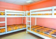 Панда | м. Серпуховская | Wi-Fi Кровать в общем 6-местном номере для мужчин