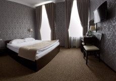 Васильевский двор Улучшенный двухместный номер с 1 кроватью или 2 отдельными кроватями