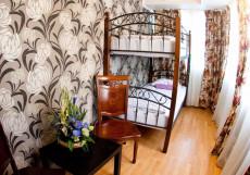 Астра на Арбате (Общежитие в центре) Кровать в общем четырехместном номере для женщин
