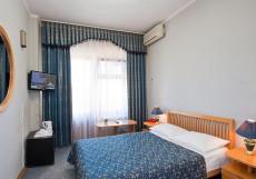 ЮГ (г. Краснодар, Ростовское шоссе) Стандарт 2-местный DOUBLE (одна 2-спальная кровать)