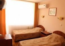 Москва Стандартный двухместный номер с 2 отдельными кроватями