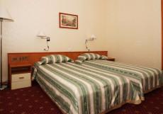 Каравелла | Туапсе | Парковка Стандартный двухместный номер с 2 отдельными кроватями