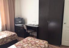 Авиатор   Казань   ресторан   частная парковка Двухместный номер эконом-класса с 2 отдельными кроватями