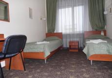 Альфа | Уфа | парковка | интернет Стандартный двухместный номер с 2 отдельными кроватями