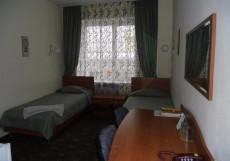 Альфа | Уфа | парковка | интернет Бюджетный двухместный номер с 2 отдельными кроватями