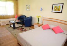 Клубный отель Royal Beach | Чок-Тал | Парковка | Песчаный пляж - Первая линия Стандартный трехместный номер