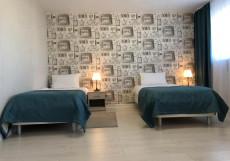 New City Inn (б. ГородОтель на Павелецком) Двухместный номер с 2 отдельными кроватями