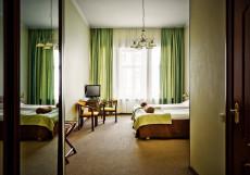 Шелфорт | Shelfort | м. Василеостровская | Парковка Стандартный двухместный номер с 1 кроватью или 2 отдельными кроватями