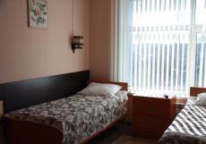 Калибр   Мытищи   Парковка Стандартный двухместный номер с 2 отдельными кроватями