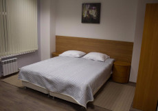 Калибр   Мытищи   Парковка Двухместный номер с 1 кроватью или 2 отдельными кроватями