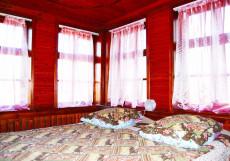 Бельведер | Бесплатно от/до а/п Домодедово Двухместный с балконом (1 двуспальная или 2 односпальные кровати)