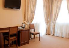 Вилла Венеция | Севастополь | Парковка Стандартный двухместный номер с 1 кроватью или 2 отдельными кроватями и балконом