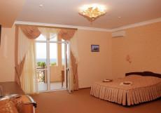 Вилла Венеция | Севастополь | Парковка Улучшенный двухместный номер с 1 кроватью