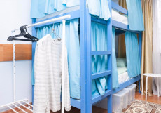 Хостел Рус-Академика Анохина   м.  Юго-Западная   Парковка Кровать в общем четырехместном номере для мужчин и женщин