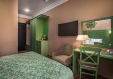 Марсель | Marsel | Геленджик | Wi-Fi Двухместный номер с 1 кроватью и балконом