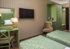Марсель | Marsel | Геленджик | Wi-Fi Двухместный номер с 2 отдельными кроватями
