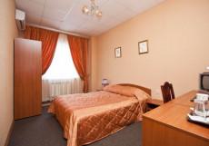 Оливия | Нижнекамск | С завтраком Стандарт улучшенный (1 двуспальная кровать)