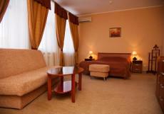 Оливия | Нижнекамск | С завтраком Комфорт двухместный (1 двуспальная или 2 односпальные кровати)
