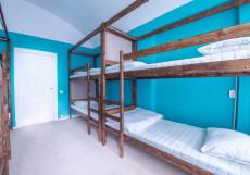 Рус-Усадьба   м. Марксистская, м. Таганская   Парковка Кровать в общем 8-местном номере для мужчин и женщин