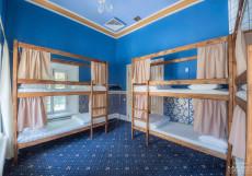 Рус-Усадьба   м. Марксистская, м. Таганская   Парковка Кровать в общем 6-местном номере для мужчин и женщин