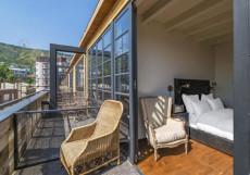 Rooms Hotel Tbilisi - Румс Отель | Тбилиси | Центр | С завтраком Номер с кроватью размера