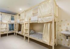 Рус-Анино | м.  Аннино | Парковка Кровать в общем 10-местном номере для мужчин и женщин