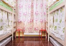Хостел Рус Юго-Западная | Wi-Fi | С завтраком Кровать в 6-местном номере для женщин