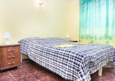 Хостел Рус Юго-Западная | Wi-Fi | С завтраком Улучшенный двухместный (1 двуспальная кровать)